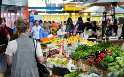 Prahan Market