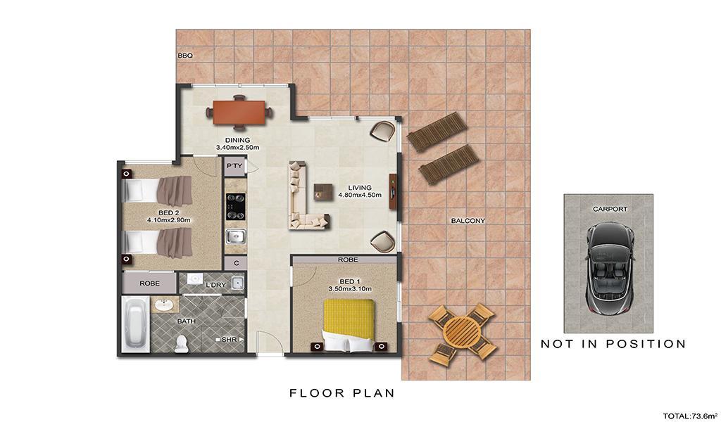 Heathland Views - Sandringham - Floorplan Resized for BS Website