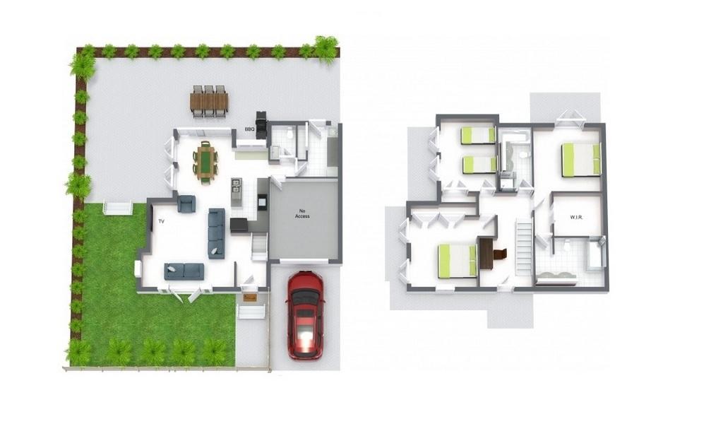 Maple on Kent - Glen Iris - Floor Plan