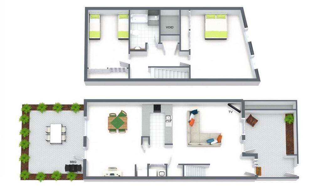 Somerset Terrace - Richmond - Floor Plan
