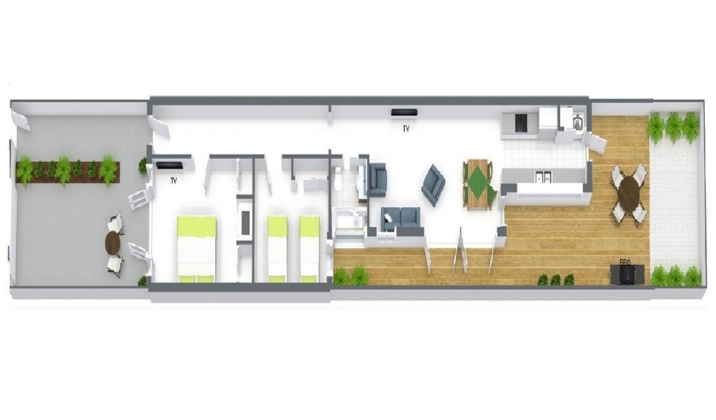 South Yarra Lane - South Yarra - Floor Plan