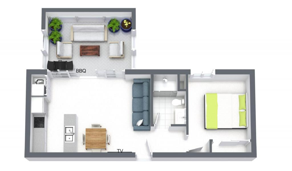 The Lincoln - South Yarra - Floor Plan
