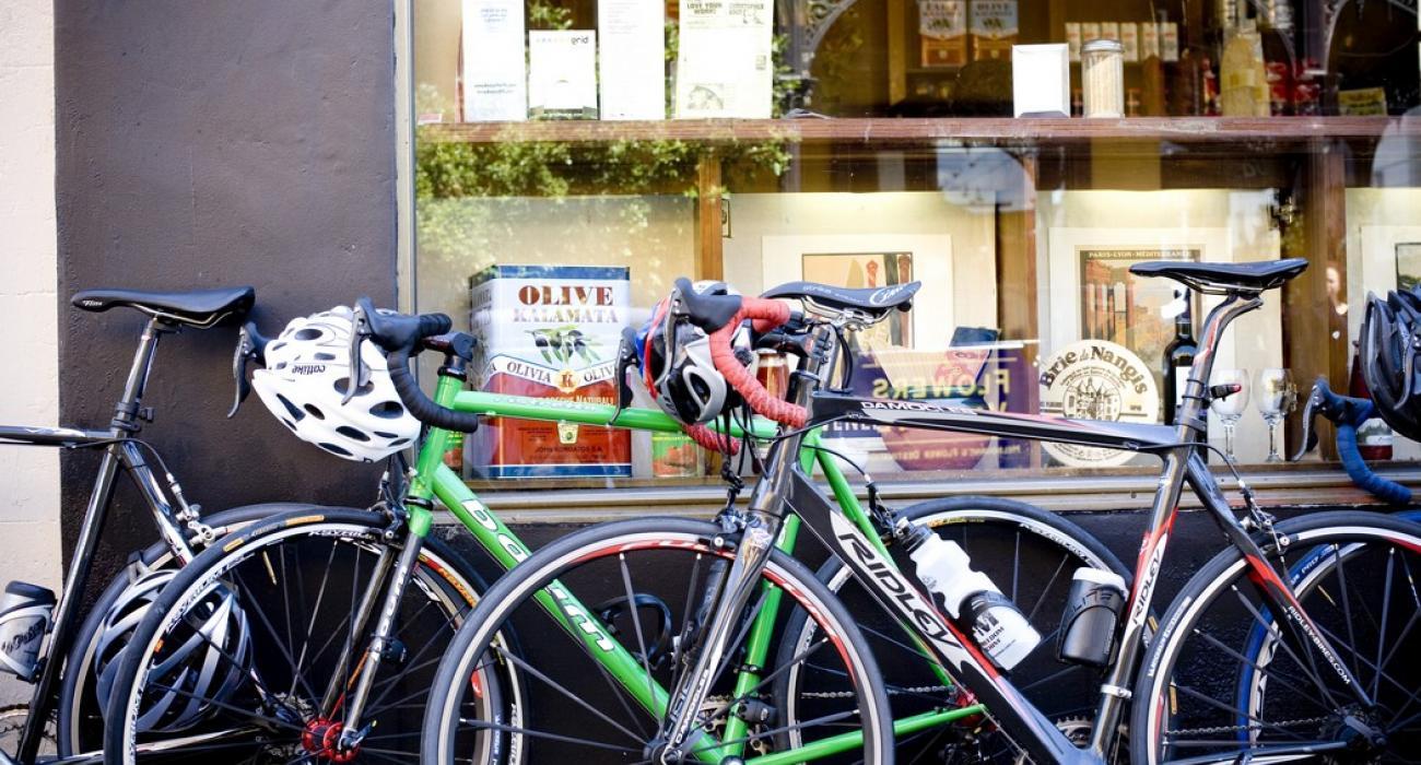 Brunswick Melbourne Bikes