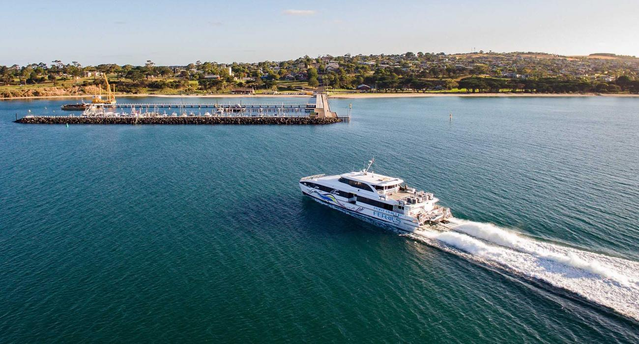 Albert Park - Port Phillip Ferries