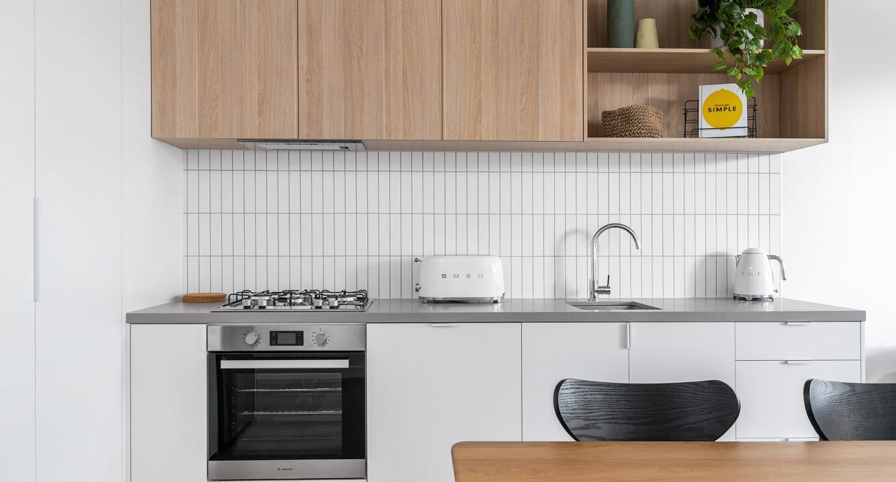 Axel Apartments The Faircroft - Glen Iris - Kitchen