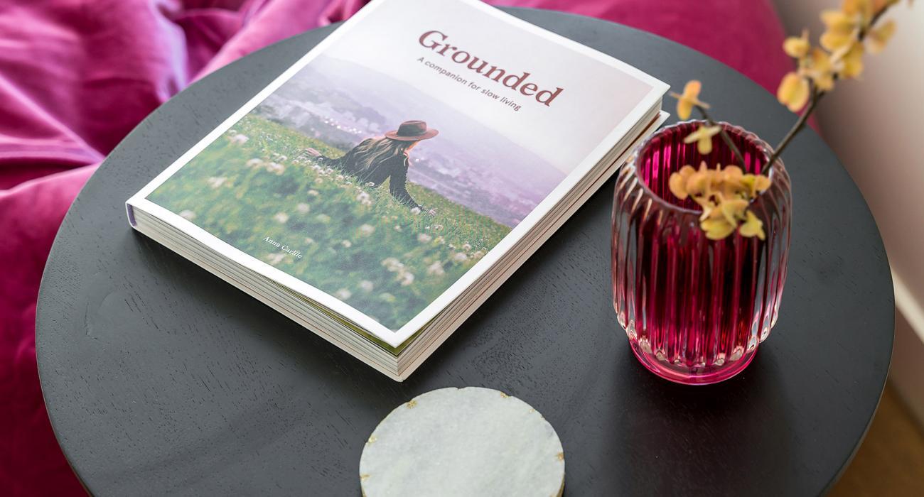 Axel Apartments 203 The Bonfield - Glen Iris - Book on coffee table