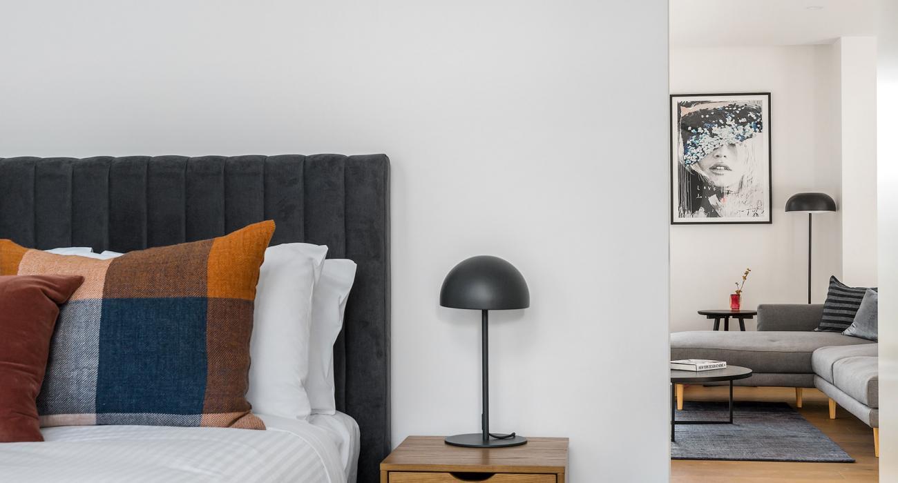 Axel Apartments 203 The Bonfield - Glen Iris - Master bedroom