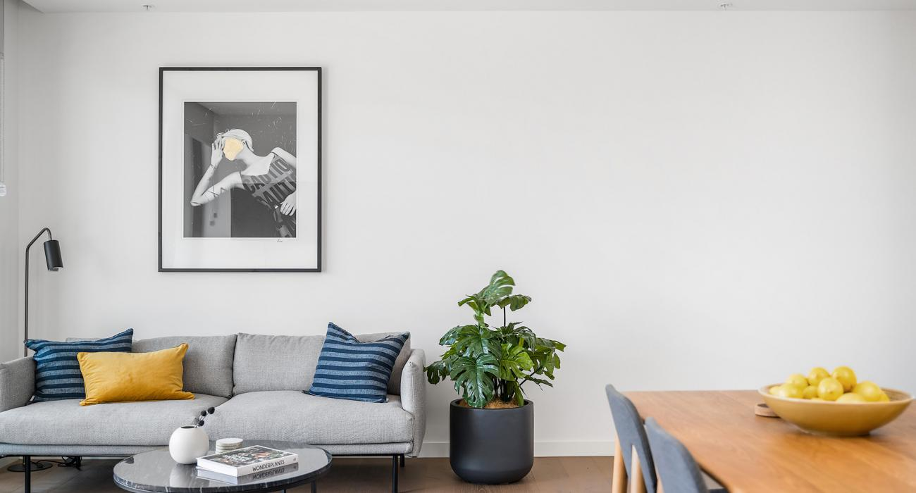Axel Apartments - The Lawson - Glen Iris - Living and Dining