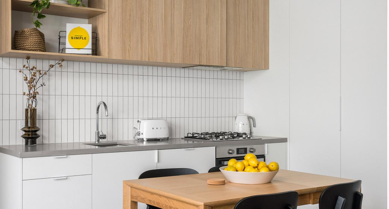 Axel Apartments - The Parkin - Glen Iris - Kitchen b