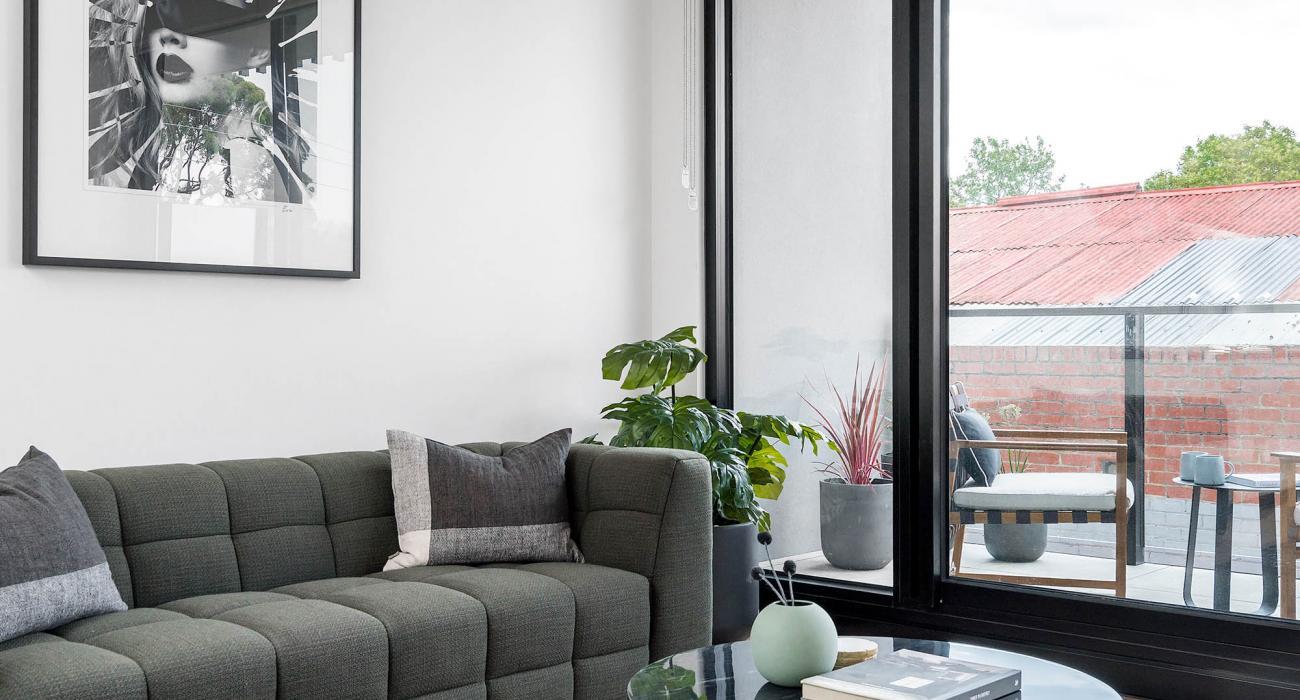 Axel Apartments The Faircroft - Glen Iris - Living