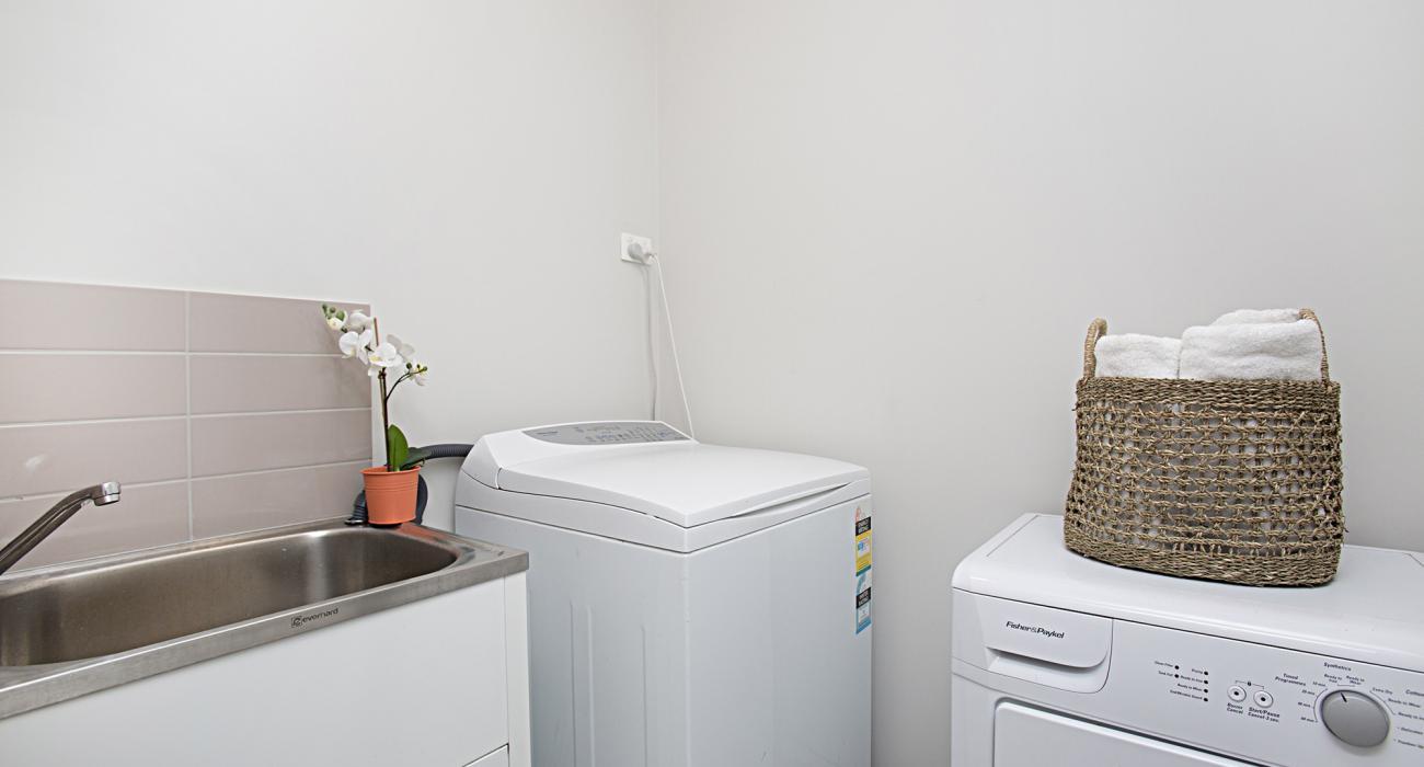 Carinya - Werribee - Laundry