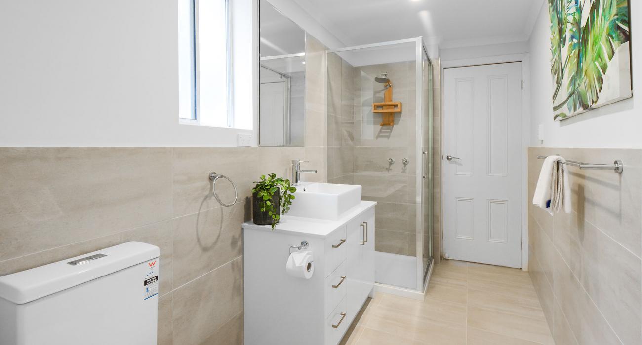 Carlton Terrace - Carlton - Bathroom Area
