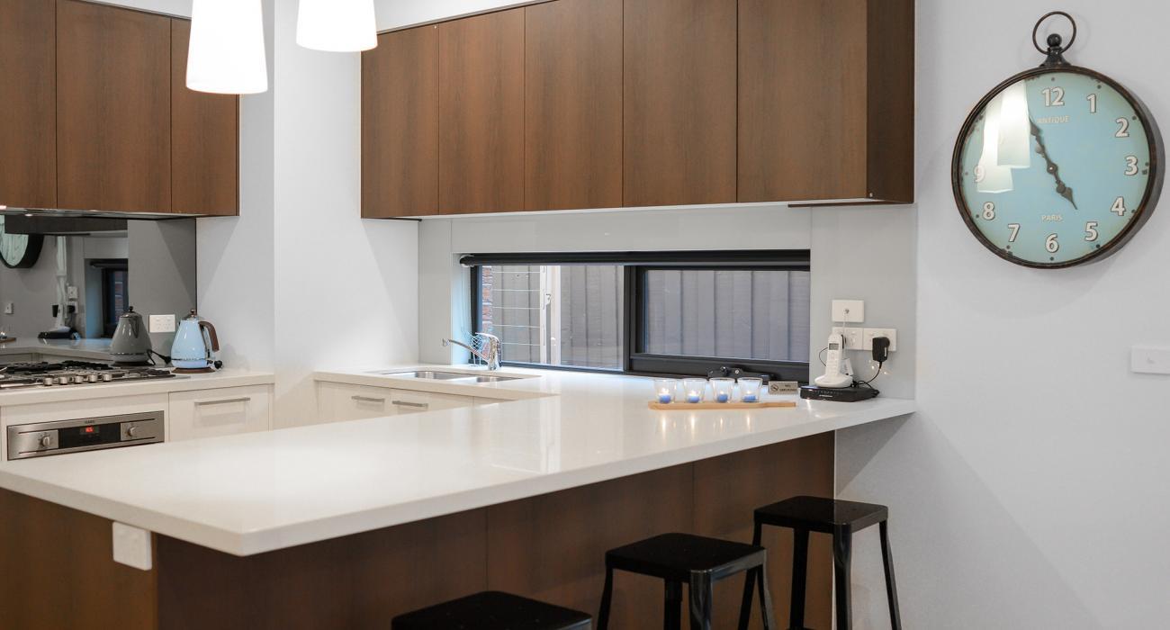 Caulfield Central - Caulfield - Kitchen Area Countertop