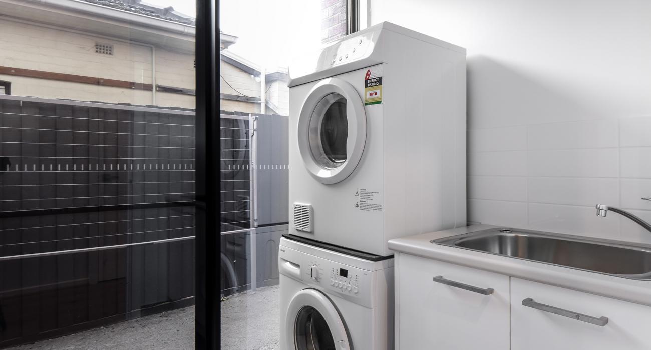 Caulfield Central - Caulfield - Laundry Area