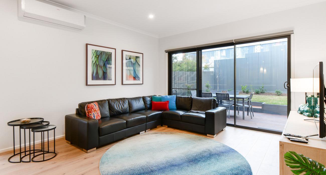 Caulfield Central - Caulfield - Living Area
