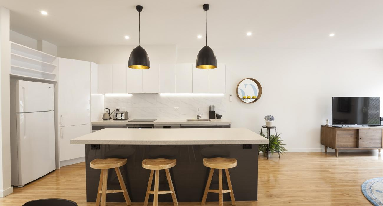 Central Park - South Melbourne - Kitchen d