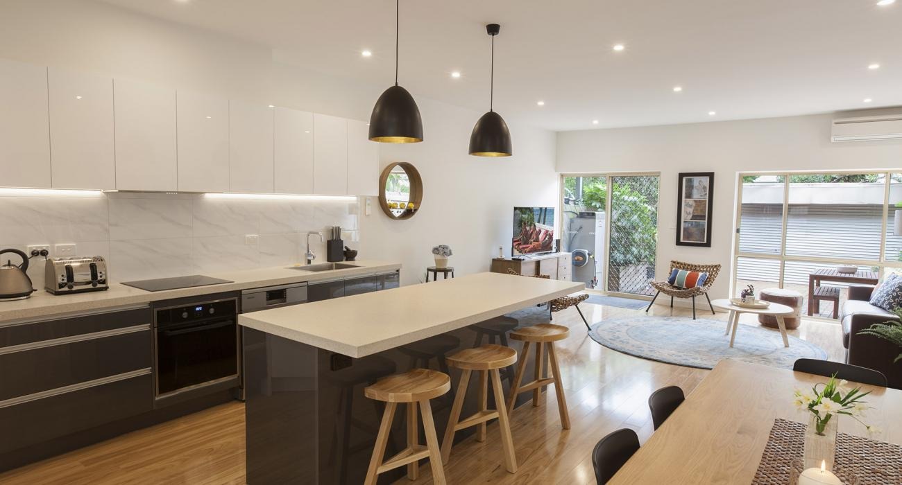 Central Park - South Melbourne - Kitchen