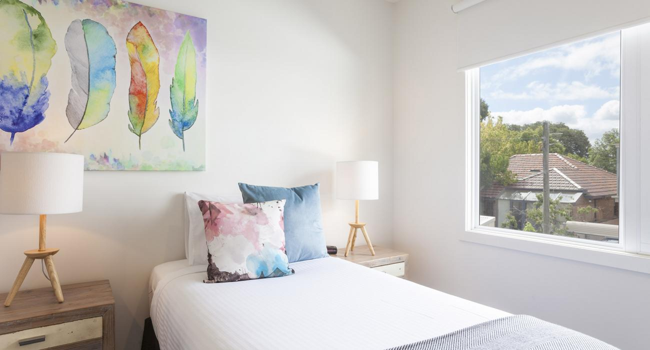 Contempo - Prahran - Bedroom 2b