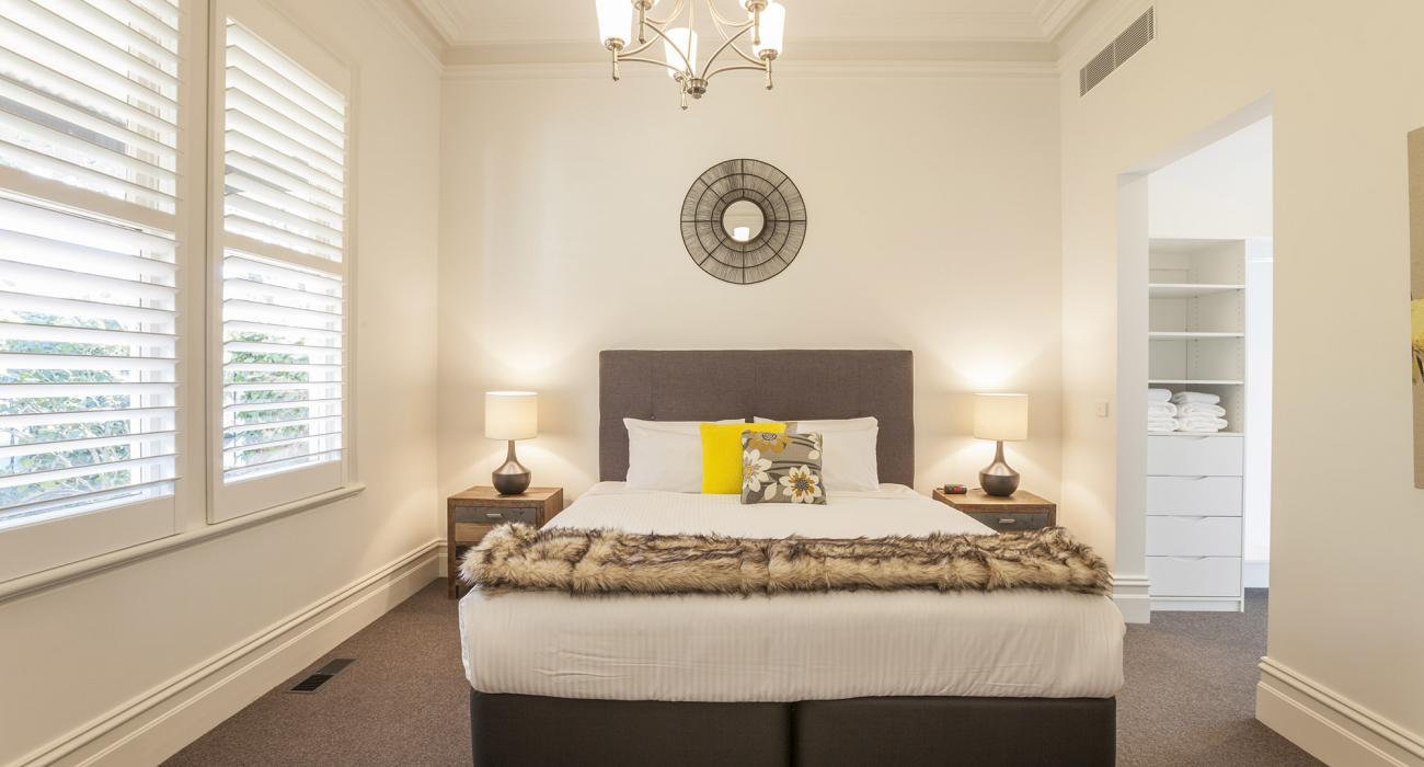Contempo - Prahran - Master Bedroom