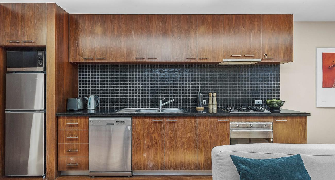 Curran Terrace - North Melbourne - Kitchen