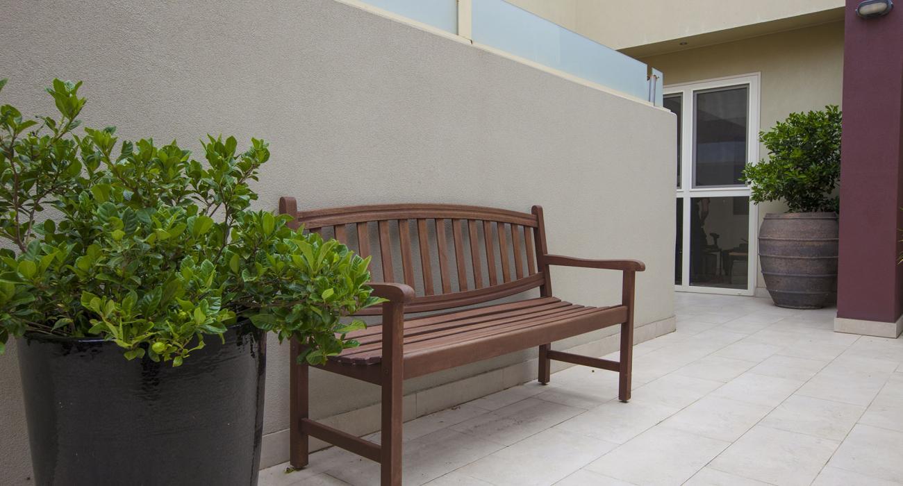 Elwood Hideaway - Elwood - Courtyard e
