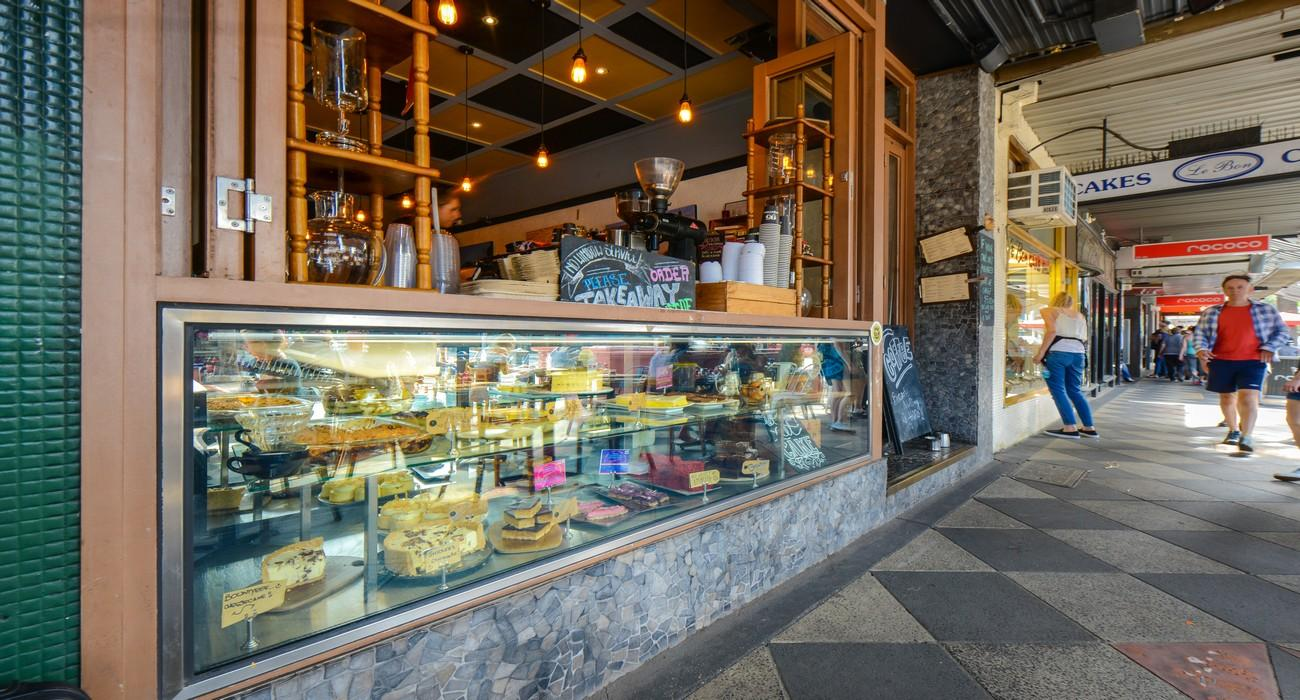 Famous Bakeries in Nearby St Kilda