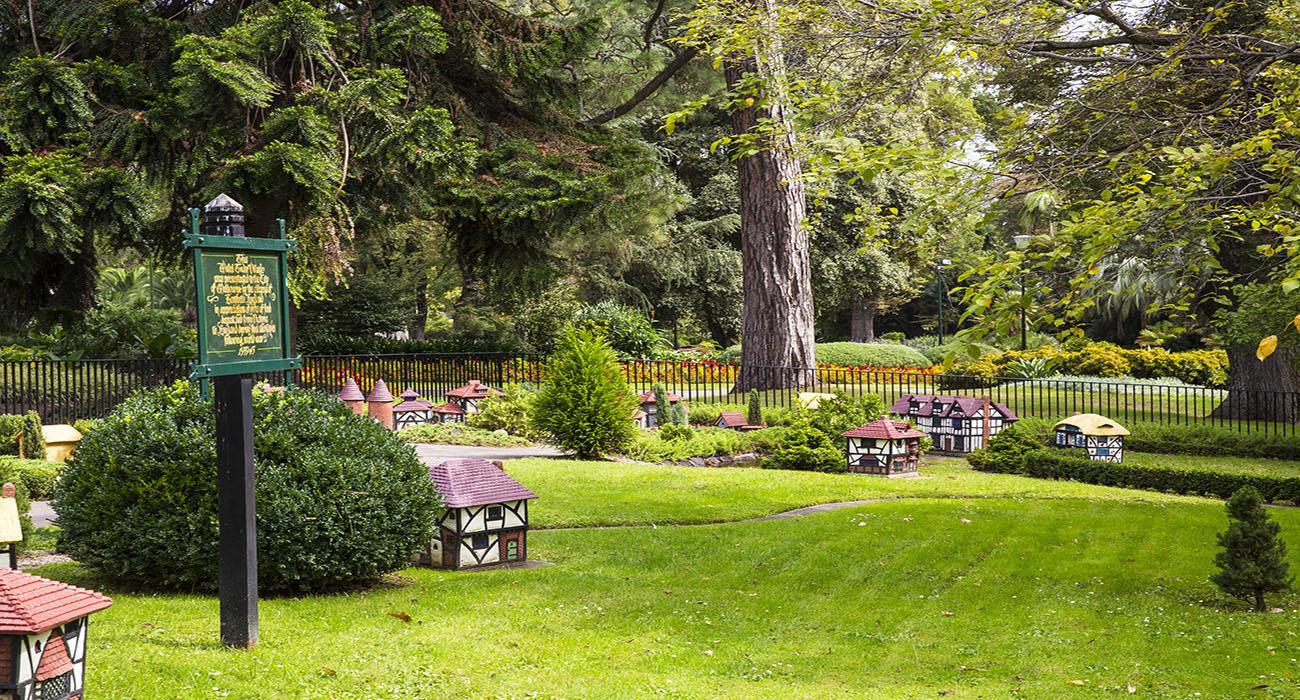 Fitzroy Melbourne - Fitzroy Gardens