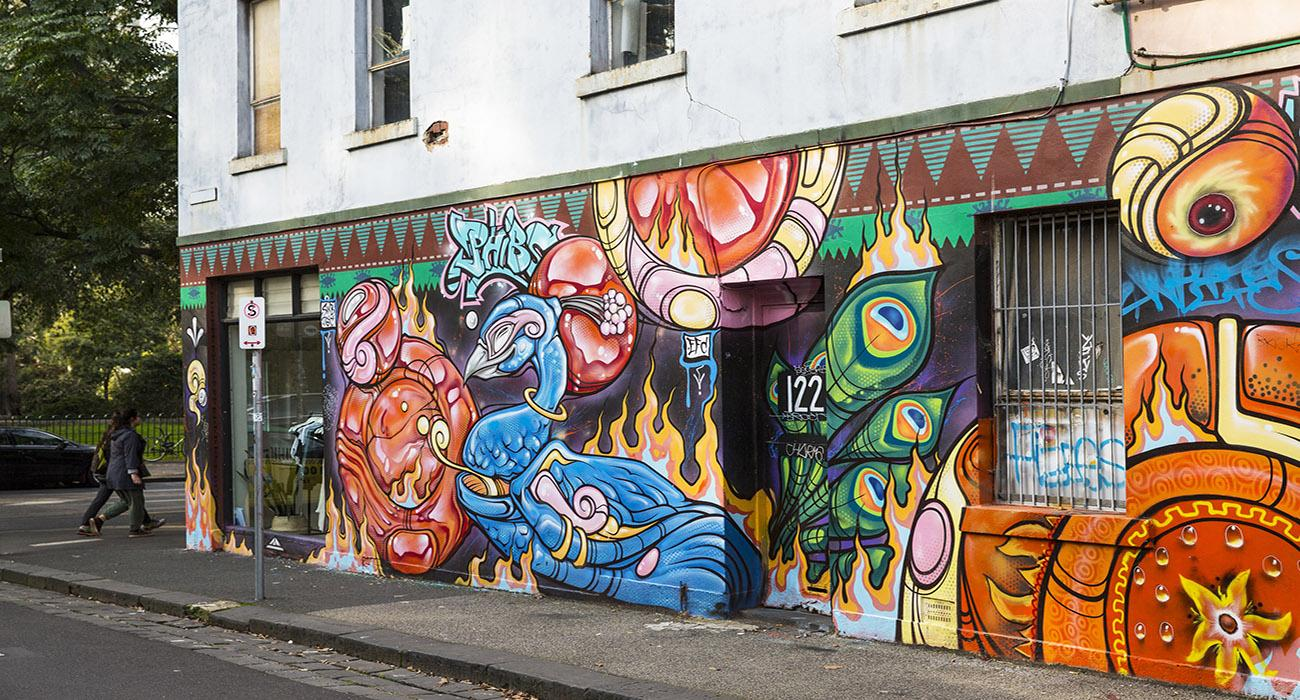 Fitzroy Melbourne - Streetscapes