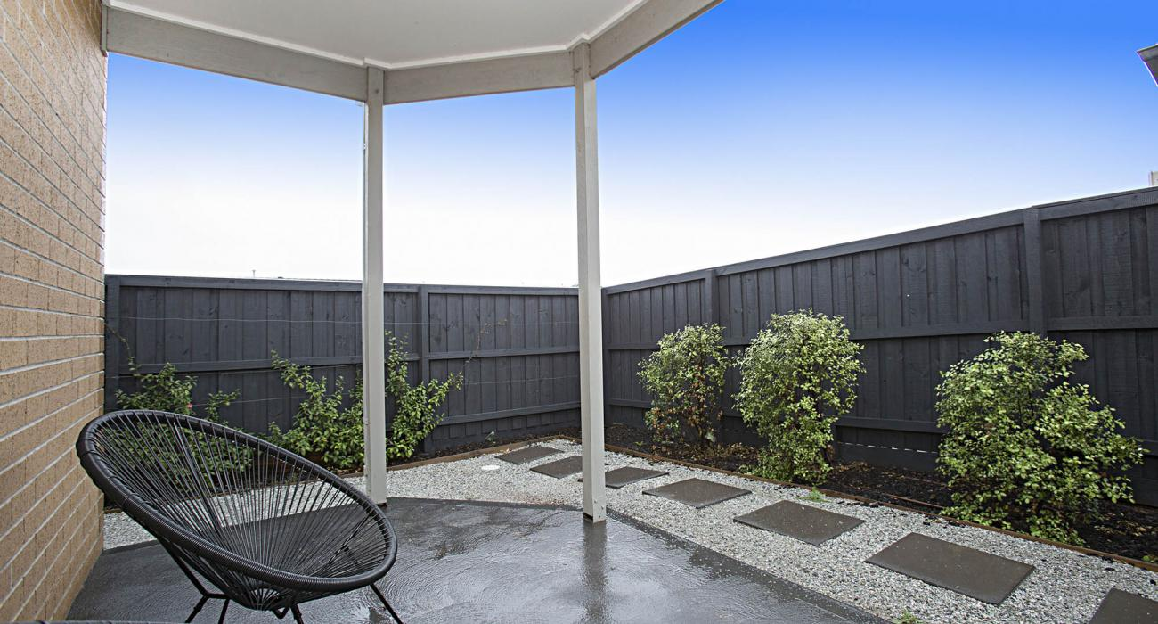 Gumflower - Werribee - Outdoor Patio