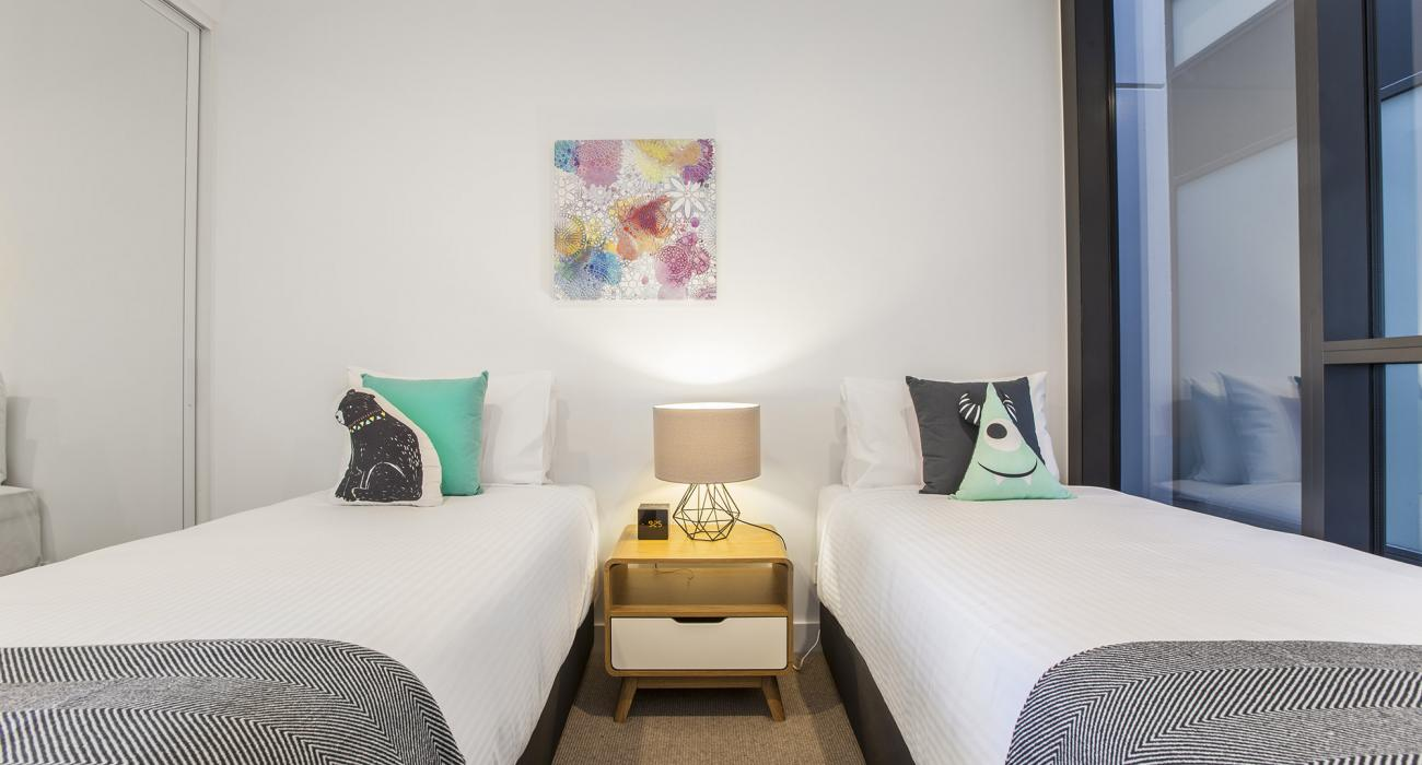 Hampton Hub - Hampton - Bedroom c