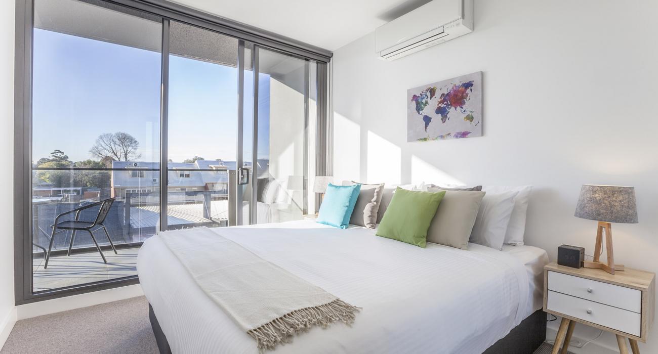 Hampton Hub - Hampton - Master Bedroom