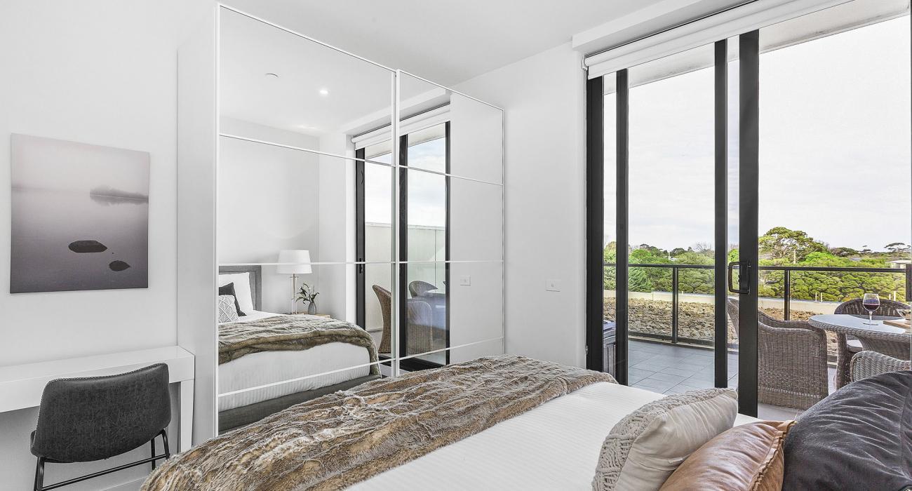 Heathland Views - Sandringham - Bedroom 1b