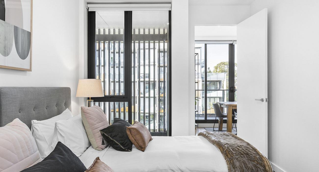Heathland Views - Sandringham - Bedroom 2b