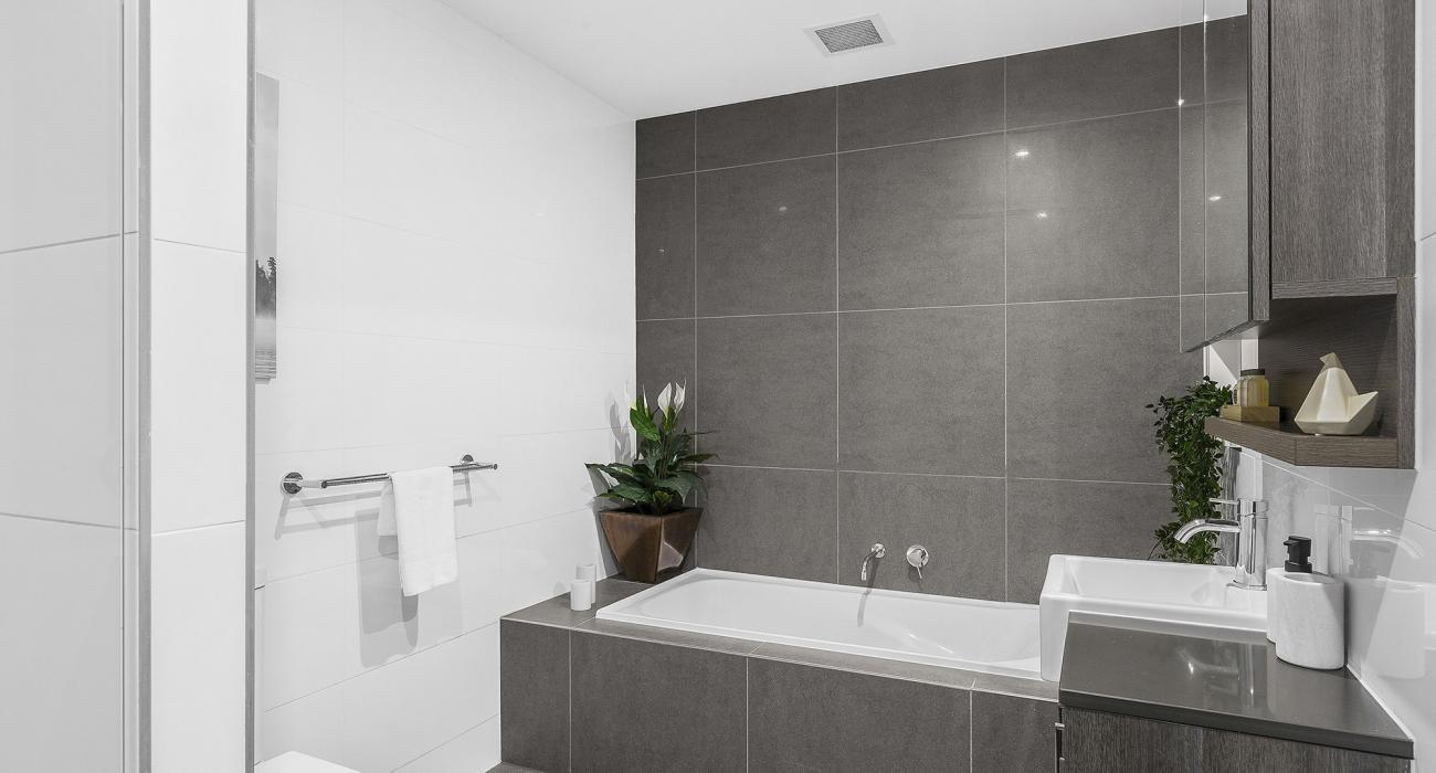Heathland Views - Sandringham - Central Bathroom
