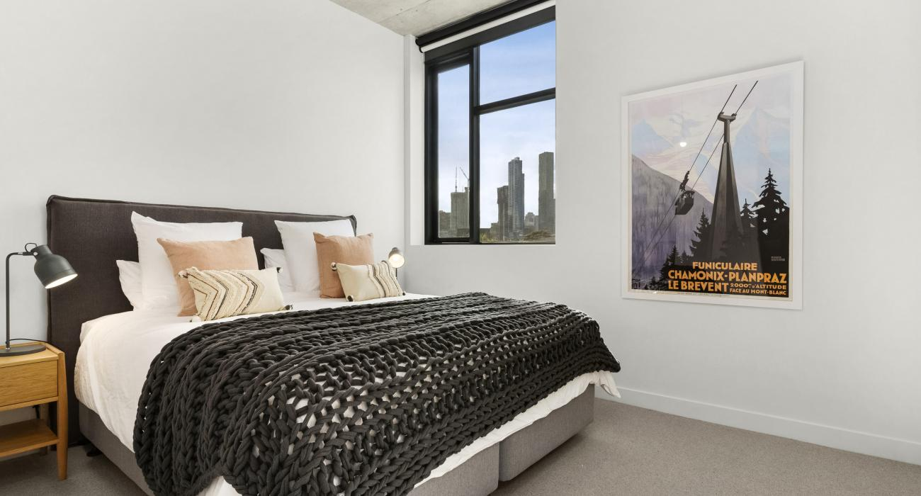 Highviews - Melbourne - Bedroom 2