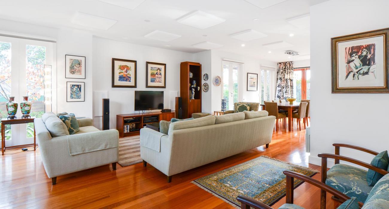 Maple on Kent - Glen Iris - Living Area b