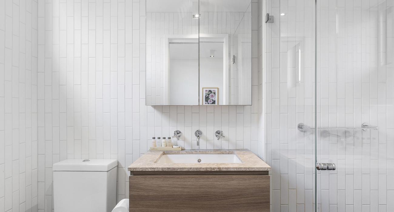 Maybloom - Hawthorn - Ensuite Bathroom