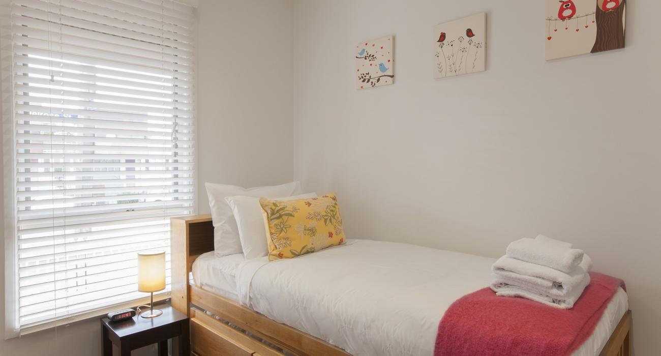Melrose Terrace - North Melbourne - Bedroom 3b