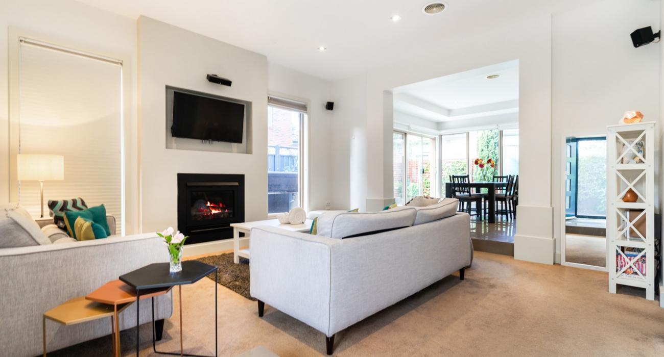 Mentone Abode - Mentone - Living Area b