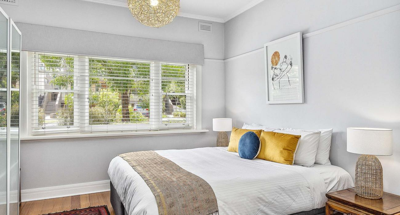 Mordi Beach House - Mordialloc - Master Bedroom