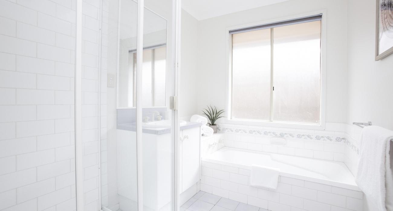 Parkside Place - Plenty Valley - Central Bathroom