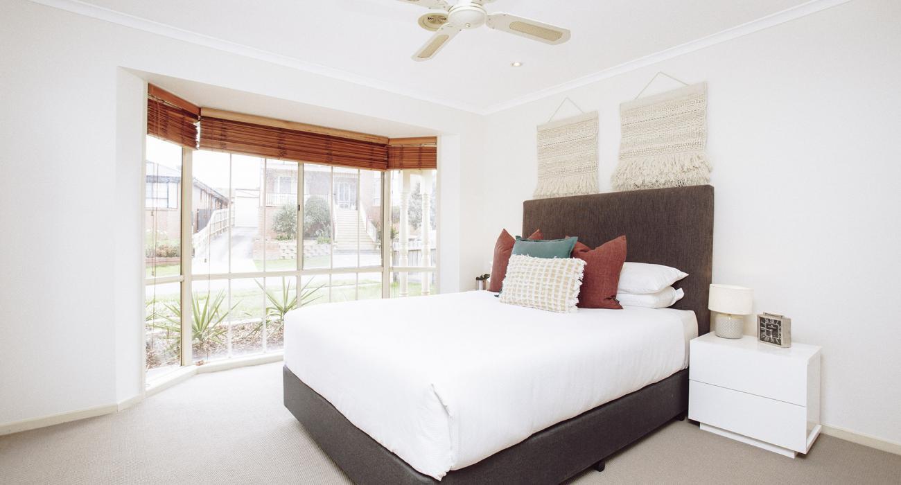 Parkside Place - Plenty Valley - Master Bedroom