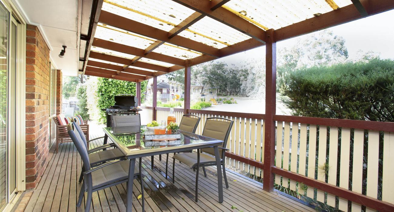 Parkside Place - Plenty Valley - Outdoor Deck