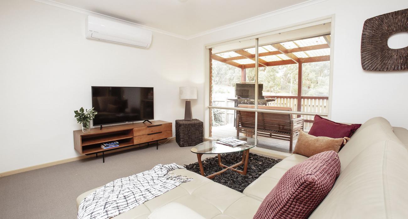 Parkside Place - Plenty Valley - Rear Living Space