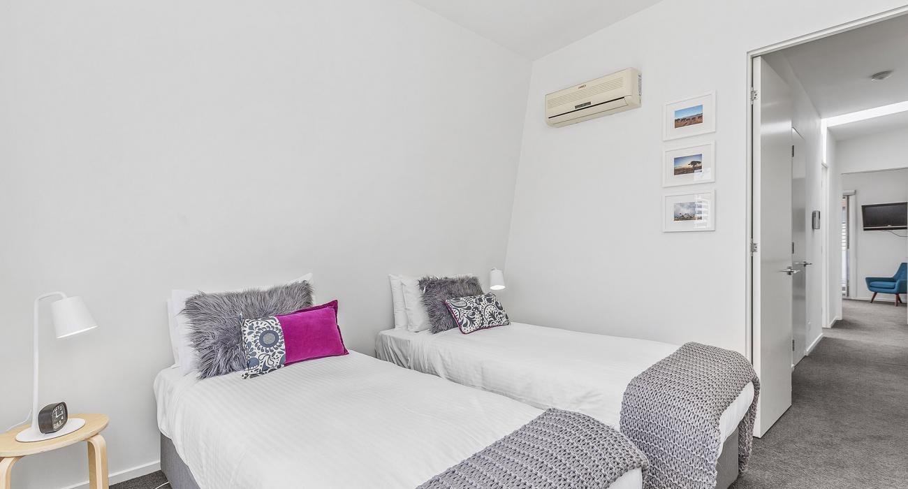 Port Haven - Port Melbourne - Bedroom b