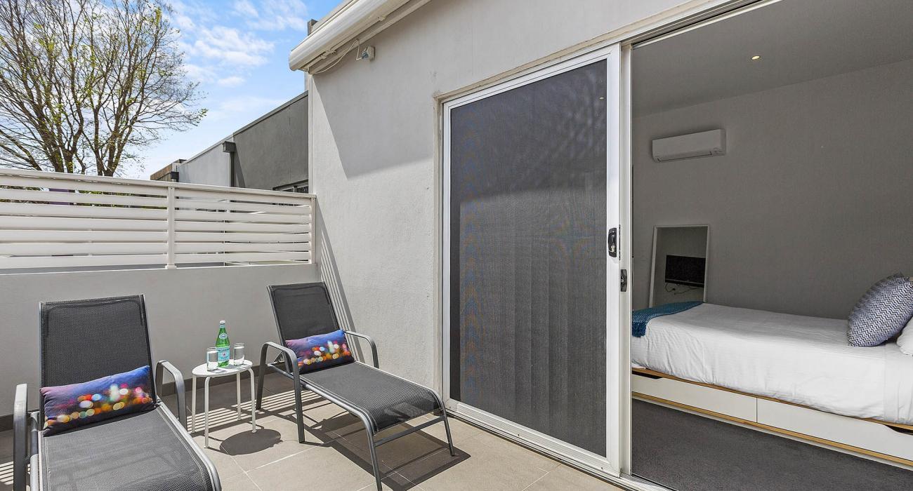 Port Haven - Port Melbourne - Outside Common Area c