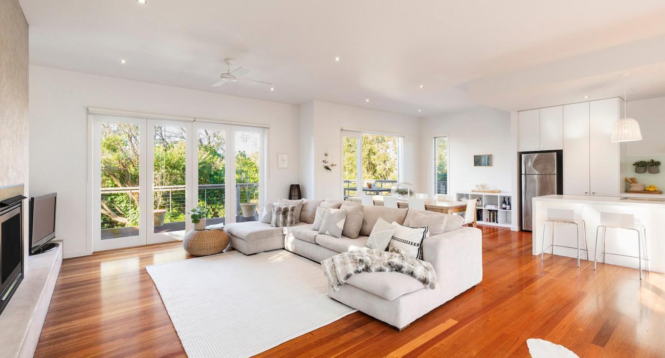 Queen Adelaide - Blairgowrie - Open Plan Living