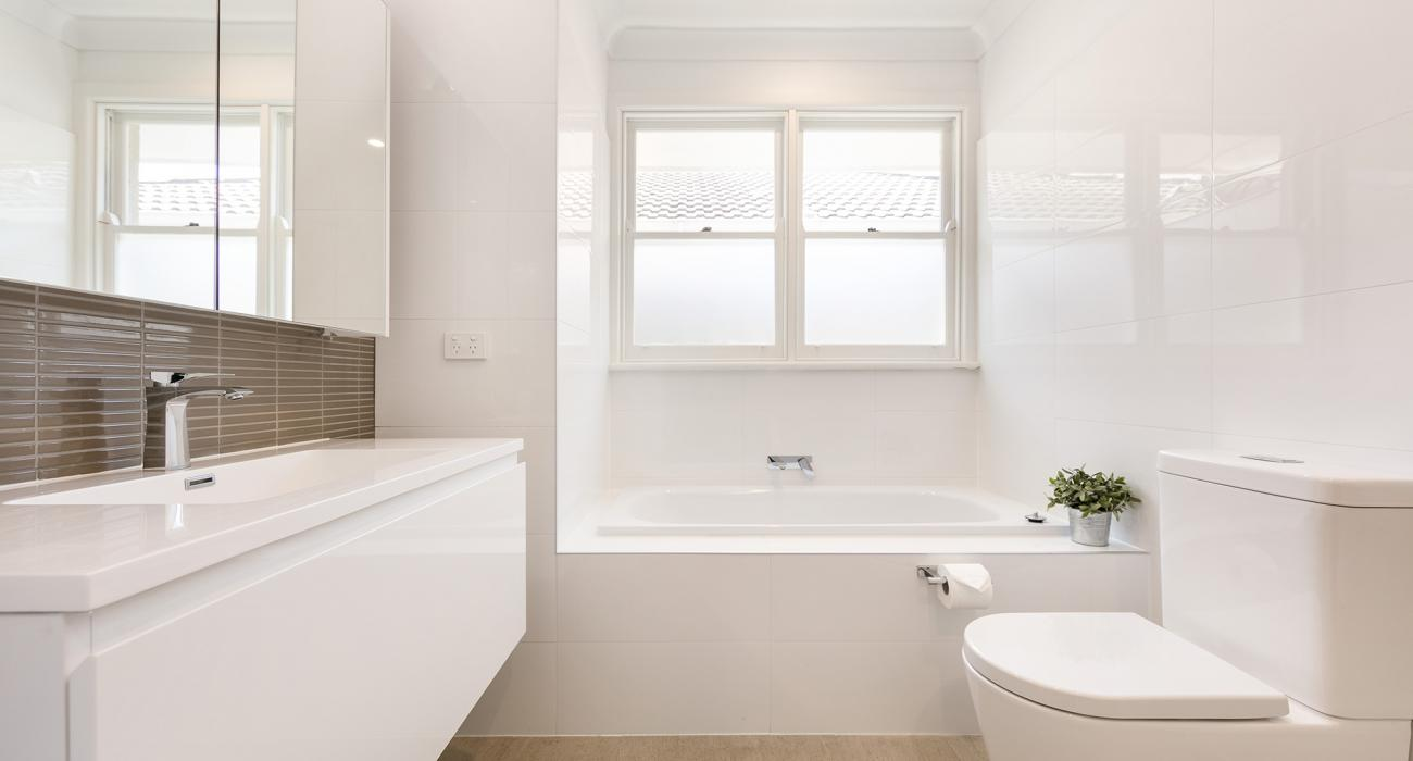 Sandy Breeze 1 - Sandringham - Bathroom