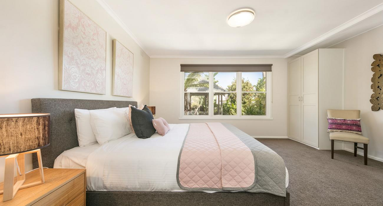 Sandy Breeze 1 - Sandringham - Master Bedroom