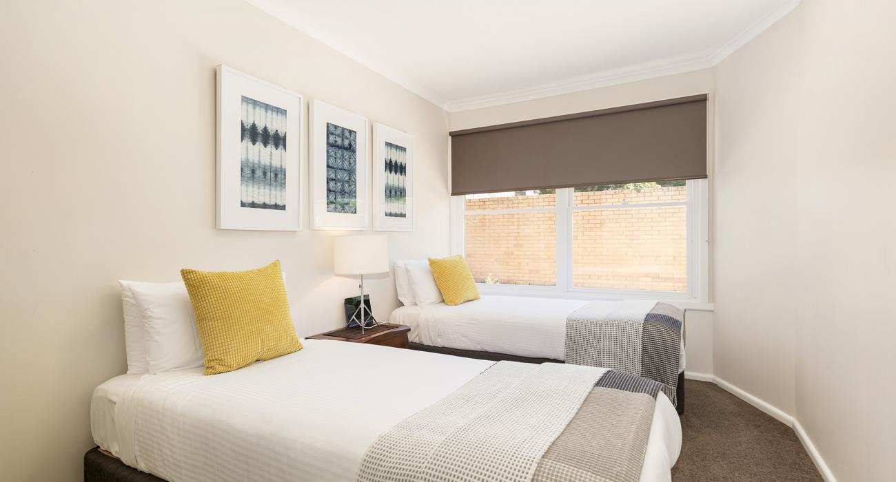 Sandy Breeze 1 - Sandringham - Twin Bedroom